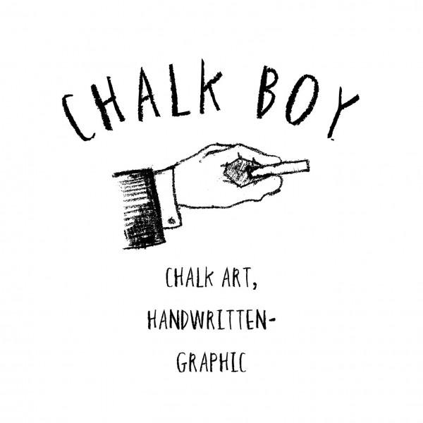 CHALKBOY logo
