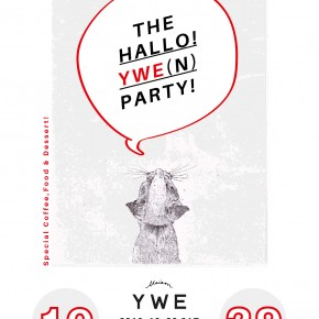 THE HALLO! YWE(N)PARTY!!!!!!!!!!!!