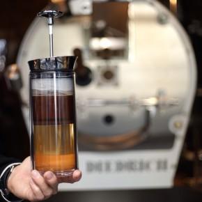 4/12 (水)ONIBUS COFFEEの坂尾さんのコーヒーワークショップがYWEで!